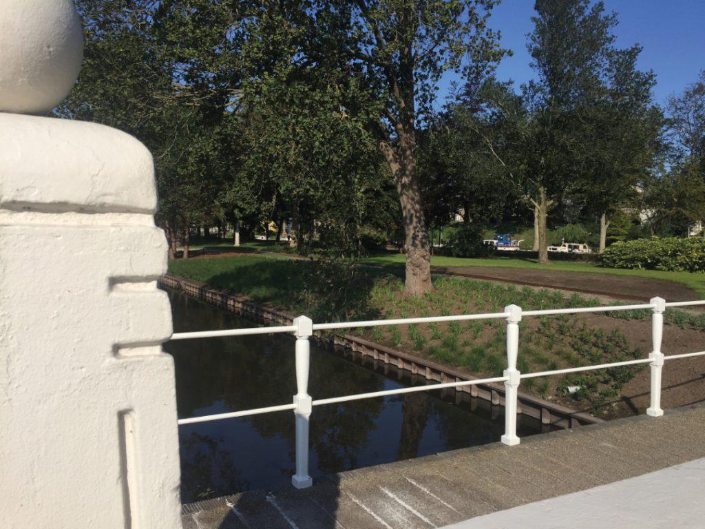 Harmenspark vanaf brug ZOsingel Site