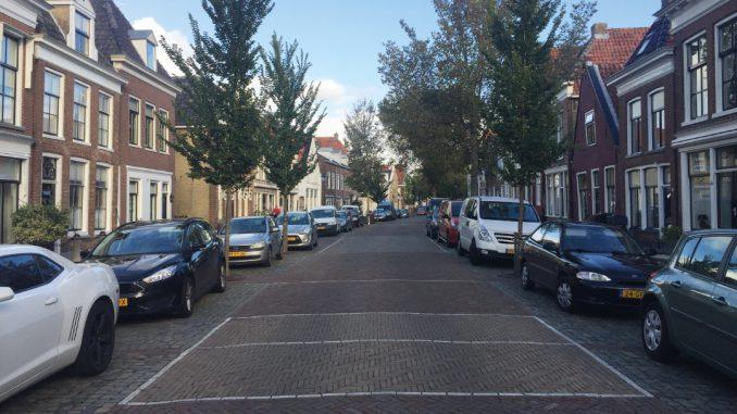 Lanen straat