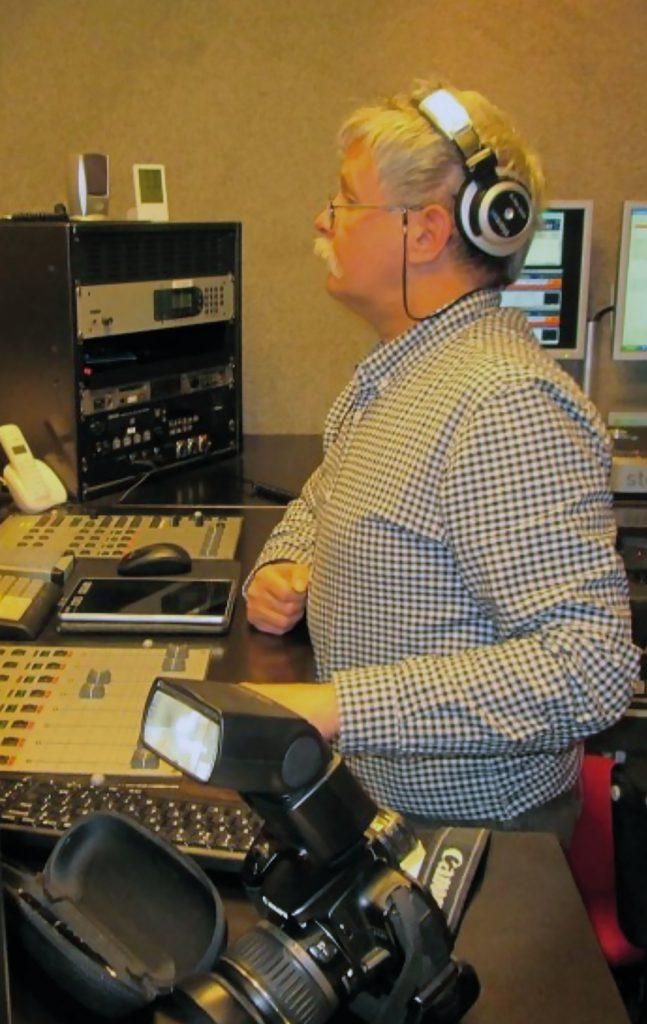 Radio Stad Harlingen - Kick Visser