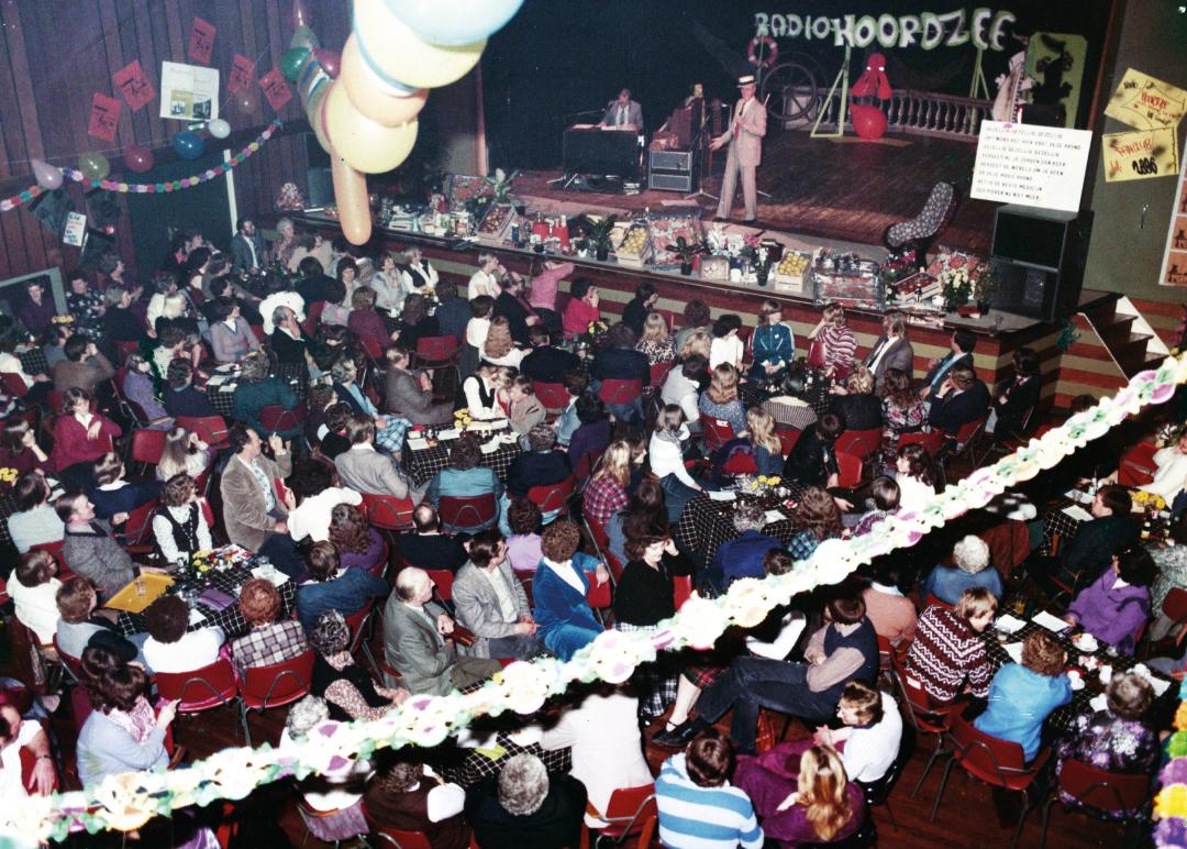 RSH feestavond Noordzee 1980