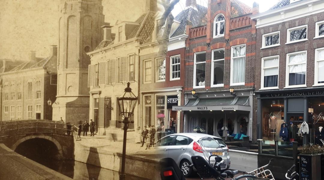 Time-Warp-Voorstraat