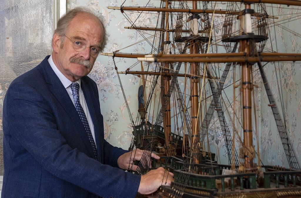 Burgemeester Roel Sluiter